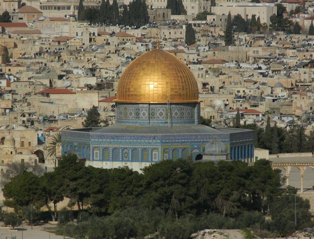 The Al-Aqsa Mosque