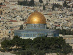 The Al-Aqsa Mosque - Saudi Arabia